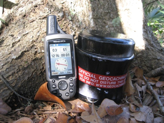 Geocaching Picture