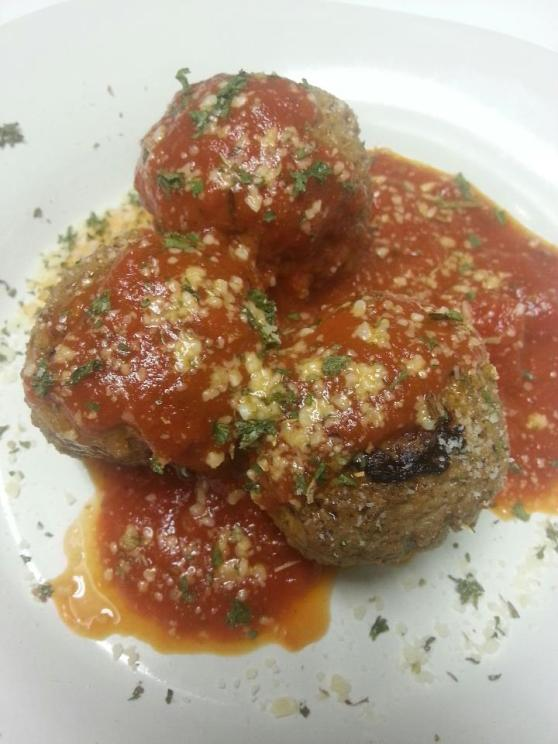 One Dollar Meatballs