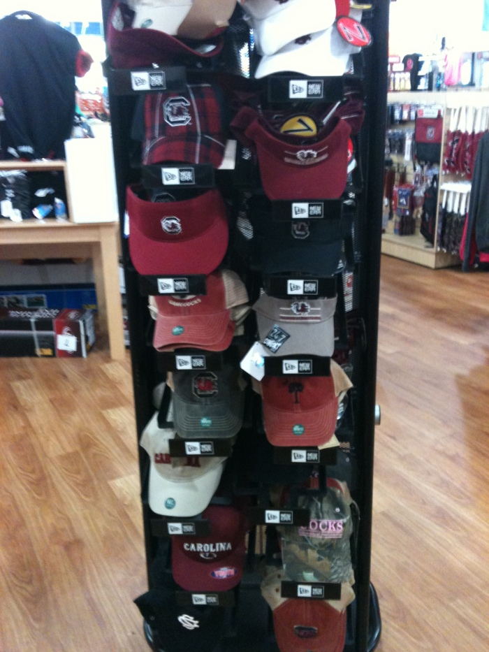 South Carolina Gamecock Gear