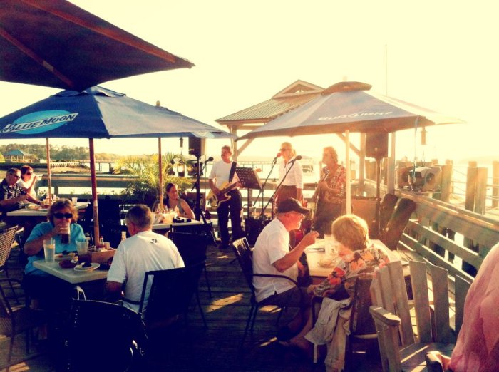 Hudson's Seafood on the Dock