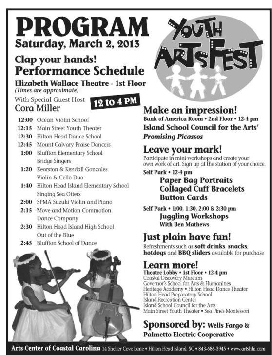ArtsFest 2013