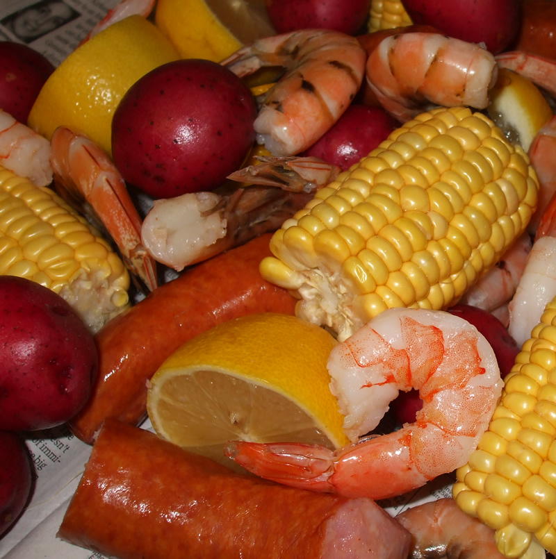 Have Some Frogmore Stew / Lowcountry Boil!