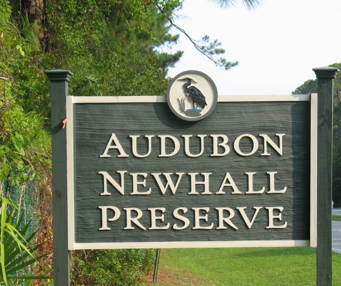 Audubon-Newhall Preserve