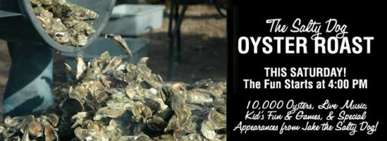 Salty Dog Oyster Roast