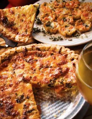 Carolina Tomato Pie