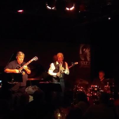 The Bobby Ryder Swinging Quartet at the Jazz Corner