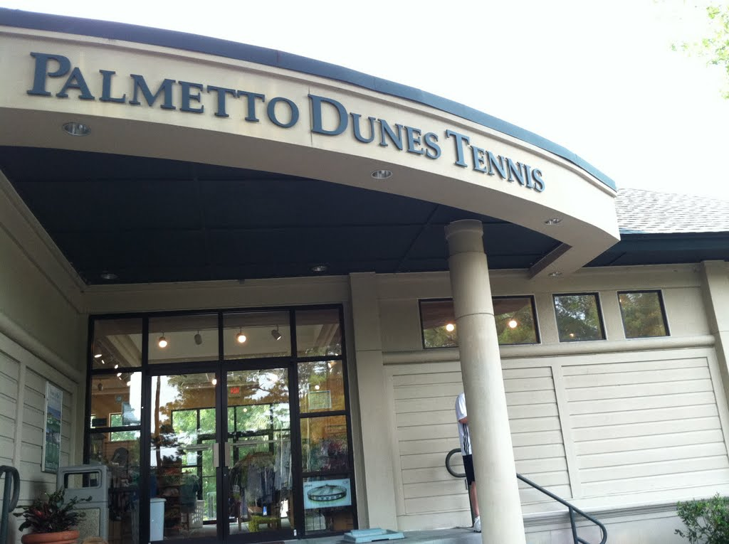 Palmetto Dunes Tennis Center