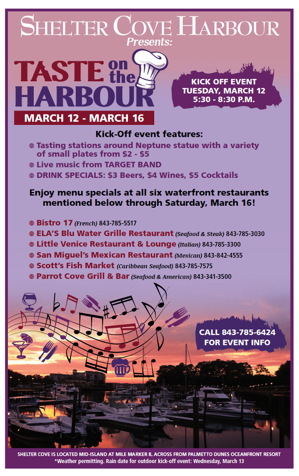 Taste on The Harbour