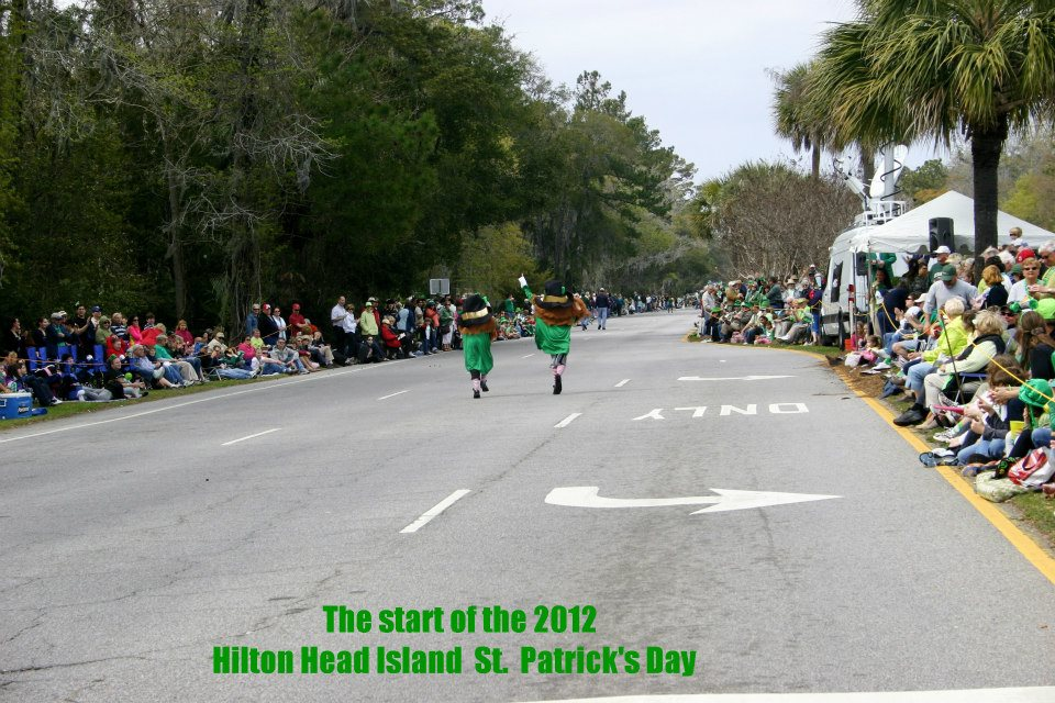 Pope Avenue, St. Patrick's Day Parade 2012!