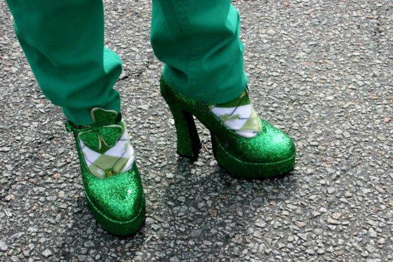St. Patrick's Day Parade on Hilton Head Island