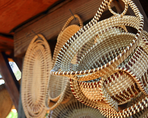 Sweetgrass Baskets
