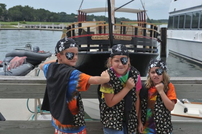 Pirates of Hilton Head