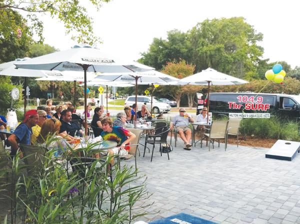 Bomboras Grille- Party on the Patio!