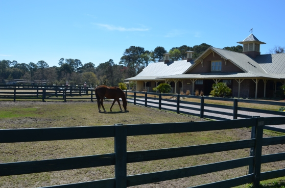 Lawton Stables in Sea Pines