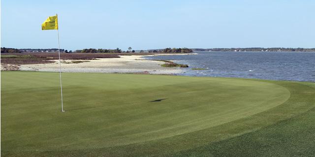 RBC Heritage Golf Tournament 18th Hole