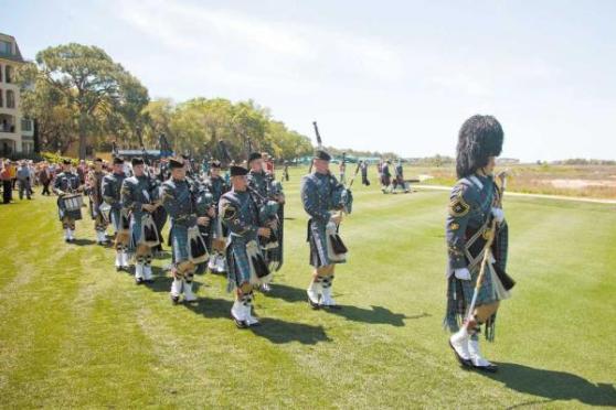 heritage parade