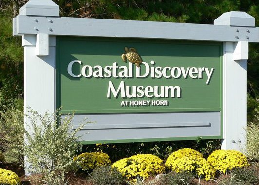 Coastal Discovery Museum at Honey Horn