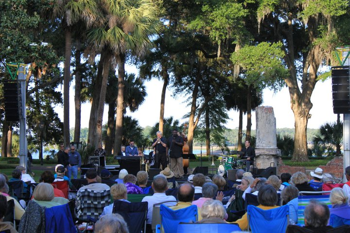 Concert on the Green at Palmetto Bluff