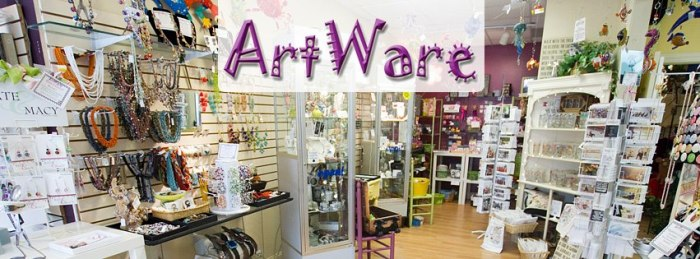 ArtWare Designs in Main Street Village