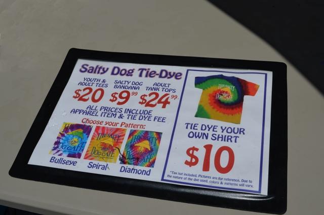 Salty Dog Tie Dye