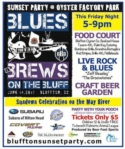 Blues and Brews Hilton Head