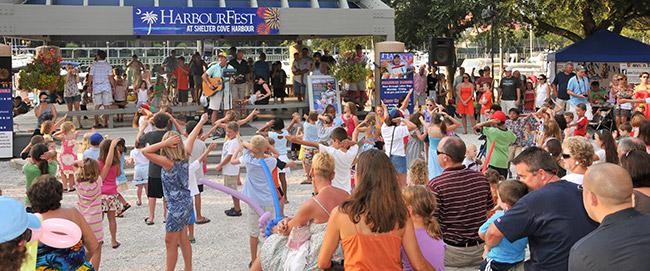 Harbour Fest Shelter Cove Hilton Head Island