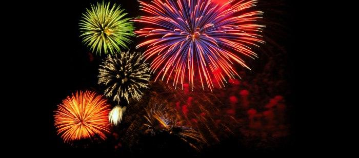 Fireworks Harbour Fest Shelter Cove