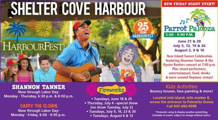 Harbour Fest Hilton Head Island