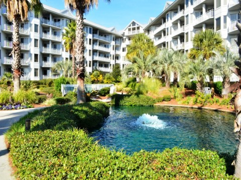The Sea Crest Resort, Hilton Head Island!