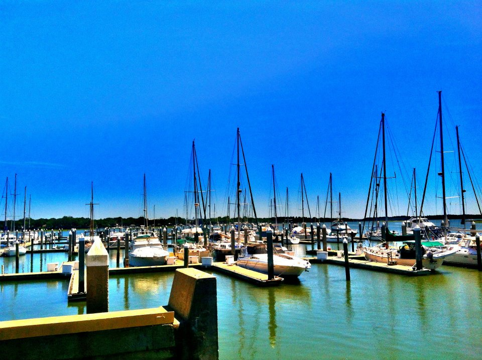 Skull Creek Marina Hilton Head