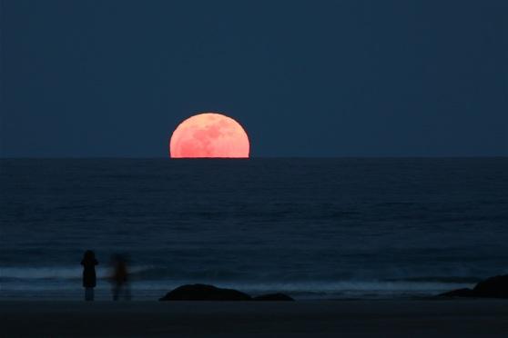 Super Moon Hilton Head Island