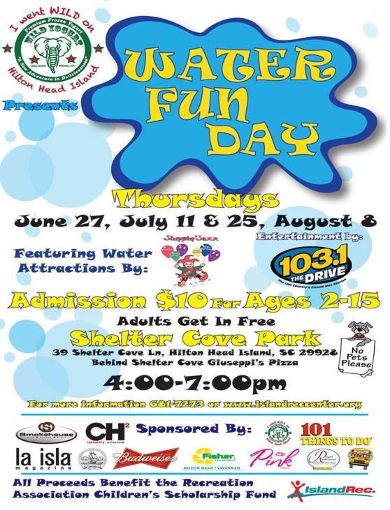 Water Fun Day Hilton Head