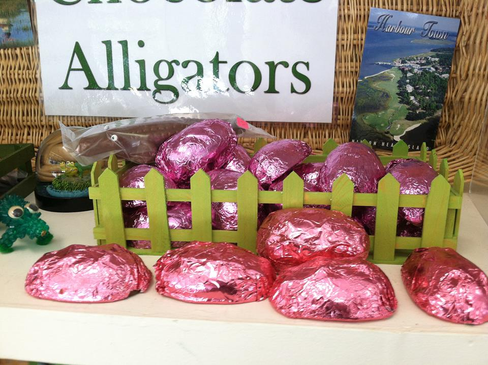Get Some Chocolate Alligator Eggs The Locals Guide To Hhi