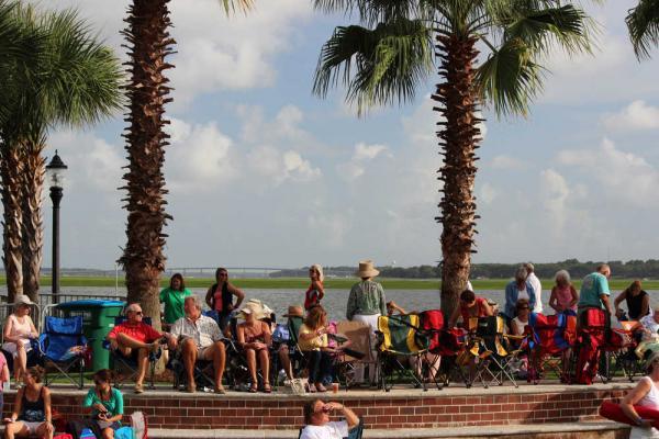 Beaufort Water Festival 5