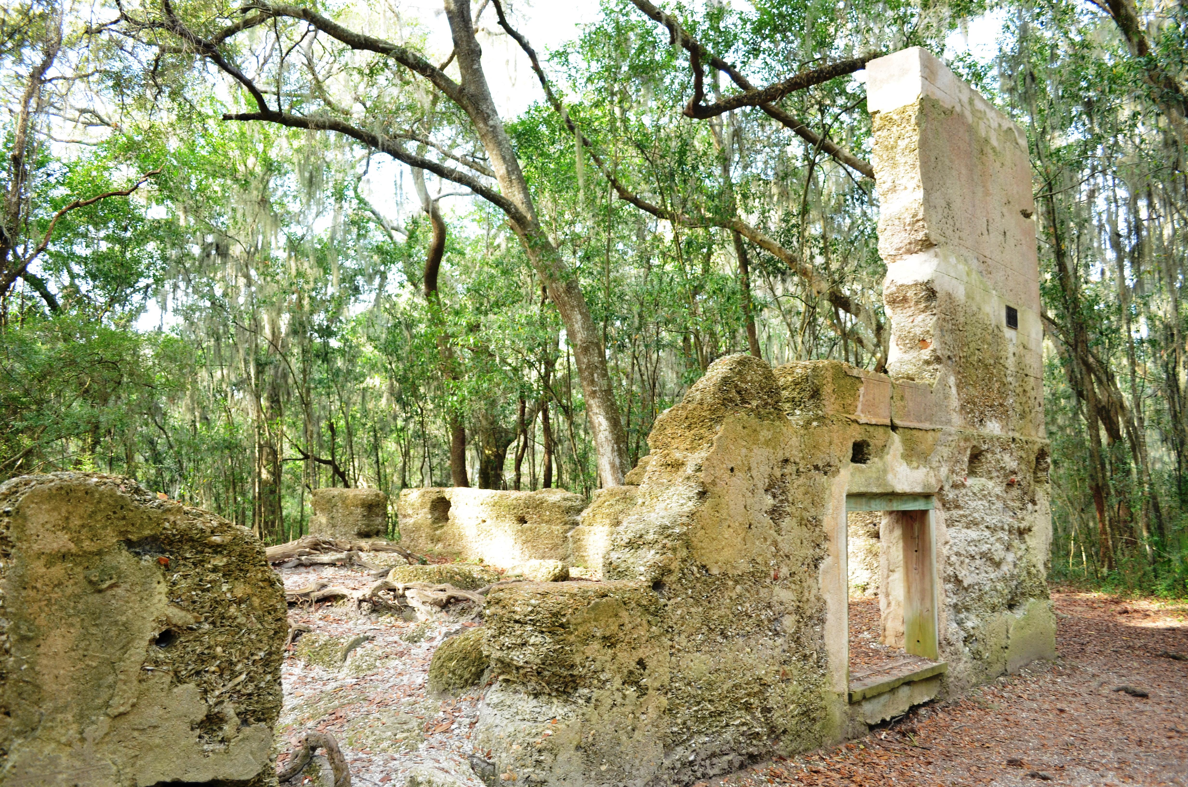 Baynard Ruins Hilton Head Island