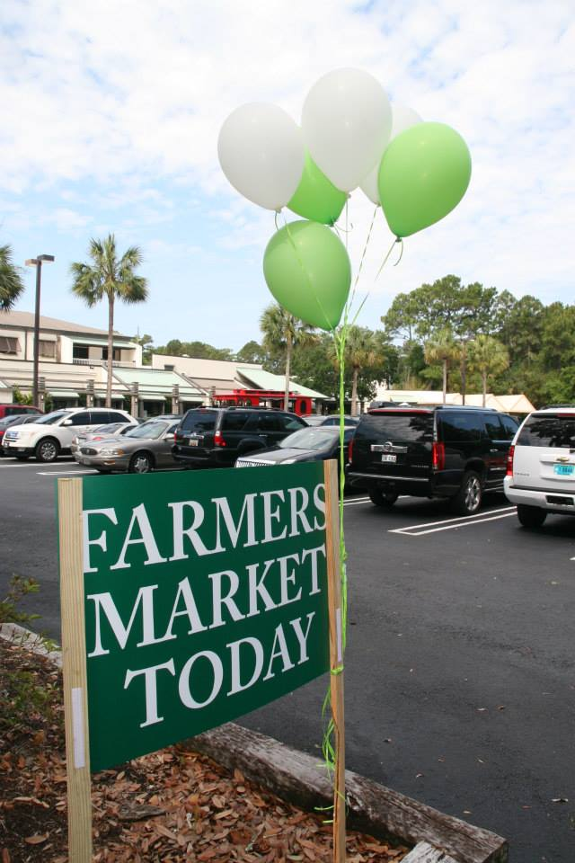 Sea Pines Famers Market