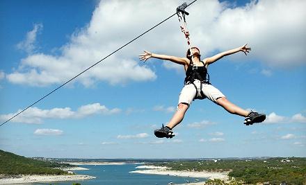 Hilton Head Island Zipline 1