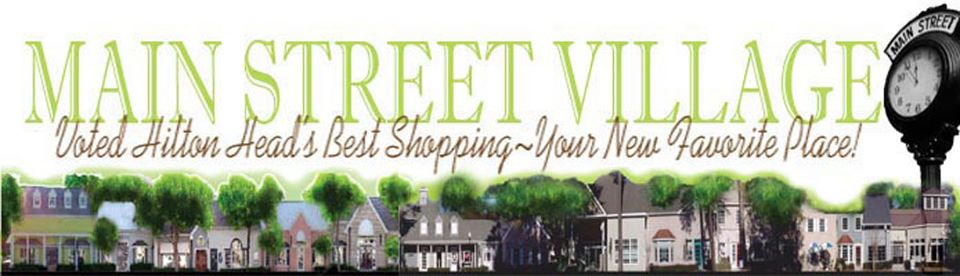 Main Street Village Shopping on Hilton Head