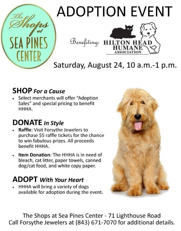 Adoption Event Sea Pines
