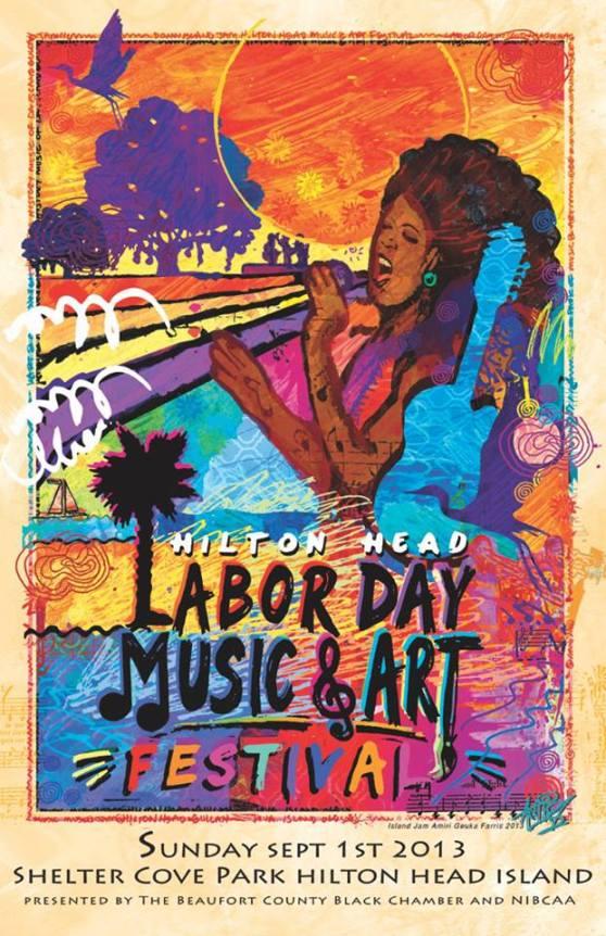 Labor Day Art Festival