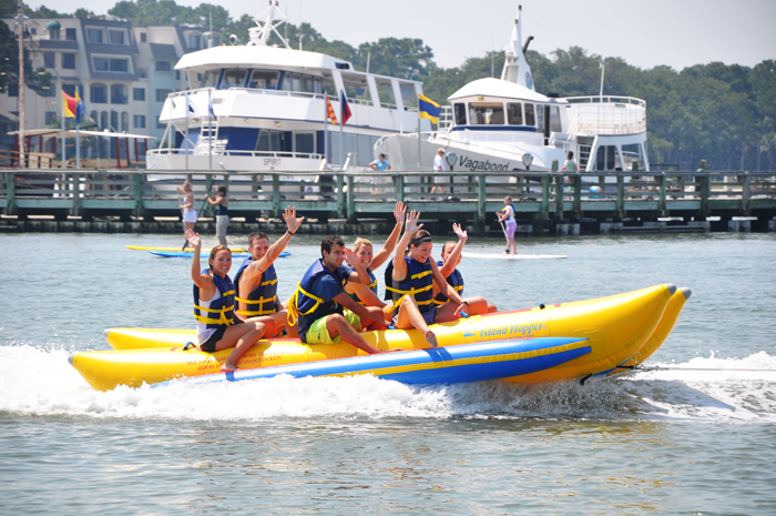 Banana Boat Hilton Head