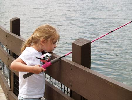 Family Fishing Tournament