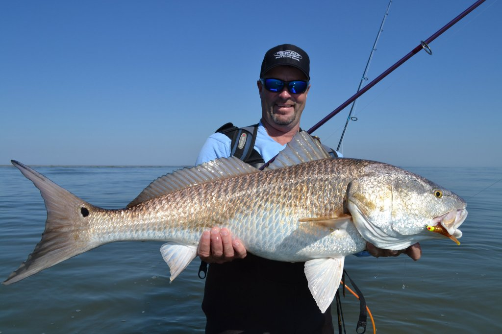 Redfish Fishing on HHI