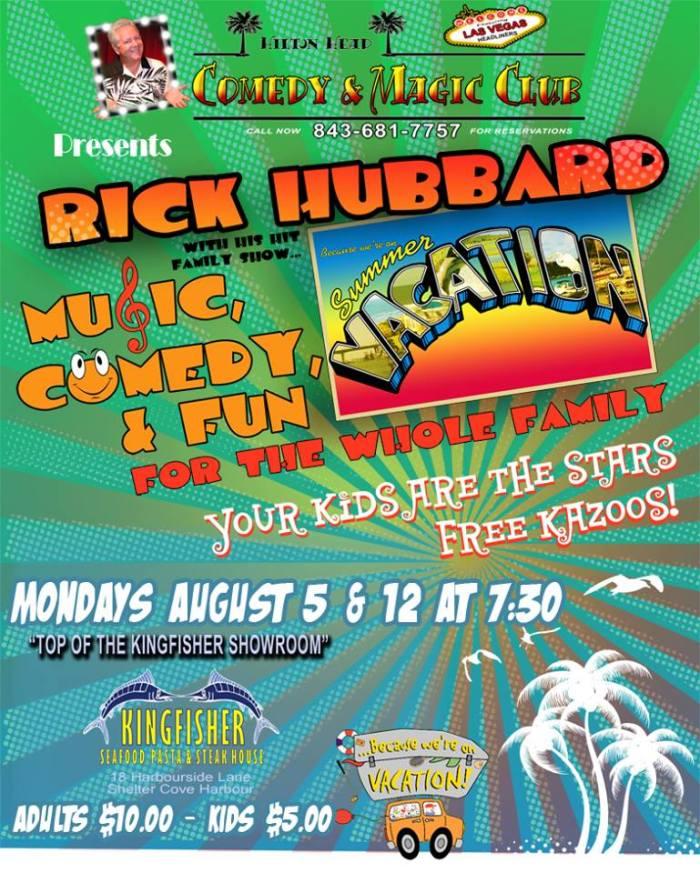 Rick Hubbard