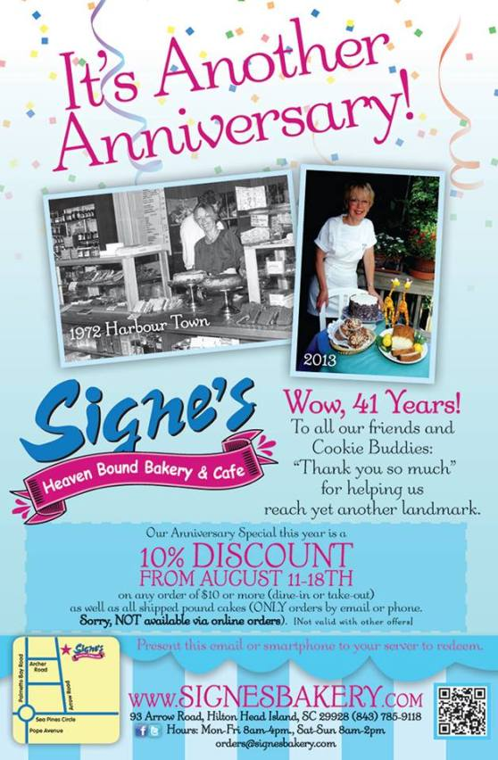 Signes Bakery Hilton Head
