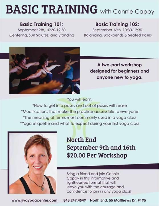 Yoga Basics 101