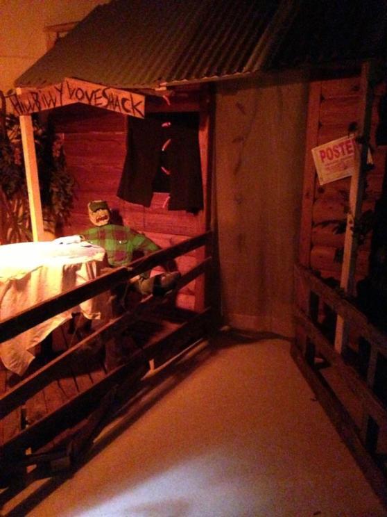 Hilton Head Island Haunted House