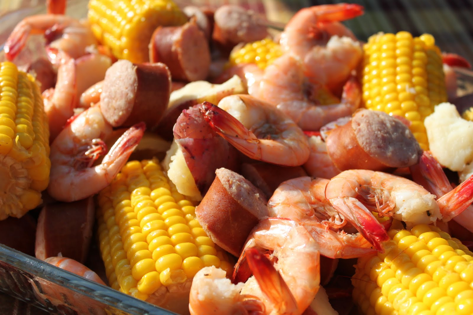... family crawfish boil how to prepare an easy crab boil low country boil