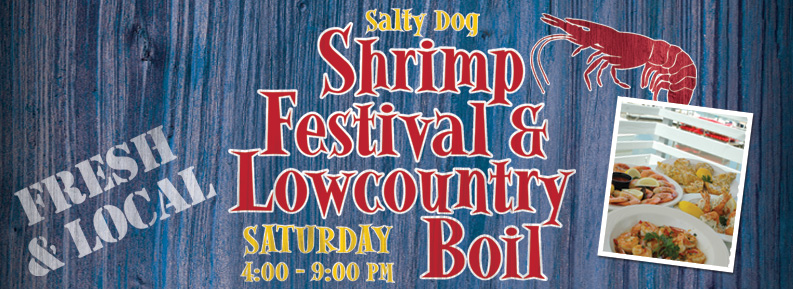 Salty Dog Shrimp Festival