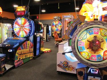 Arcade on Hilton Head